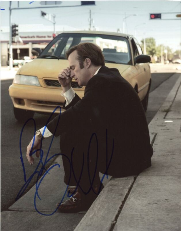 "Bob Odenkirk ""Better Call Saul"" AUTOGRAPH Signed 8x10 Photo J ACOA"