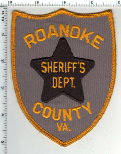 Roanoke County Sheriff