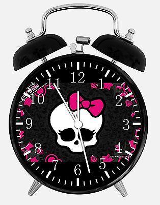Monster High Alarm Desk Clock 3.75
