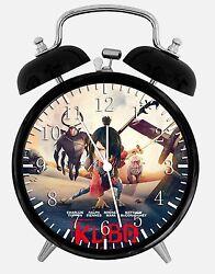 Kubo Alarm Desk Clock 3.75 Home or Office Decor E428 Nice For Gift