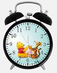 Winnie The Pooh Alarm Desk Clock 3.75 Room Office Decor Y06 Nice For Gift