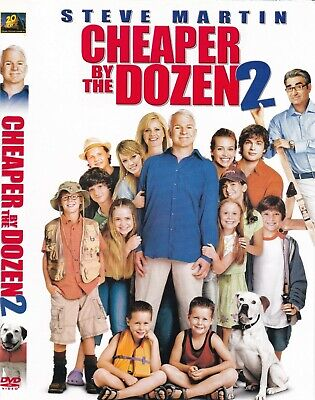 Cheaper By The Dozen 2 (DVD, 2006, Widescreen / Full Screen) Bonnie (Bonnie Hunt Cheaper By The Dozen 2)