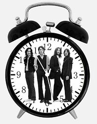 The Beatles Alarm Desk Clock 3.75 Room Office Decor E41 Will Be a Nice Gift