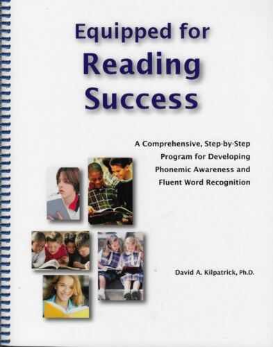 Equipped for Reading Success : A Comprehensive, Step-By-Step Program for...