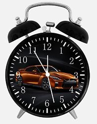 Nissan GTR Alarm Desk Clock 3.75 Home or Office Decor E279 Nice For Gift