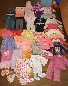 18-24month size clothing lot-53 items