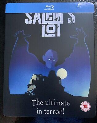 Salems Lot (1979) Tobe Hooper Steelbook Blu Ray