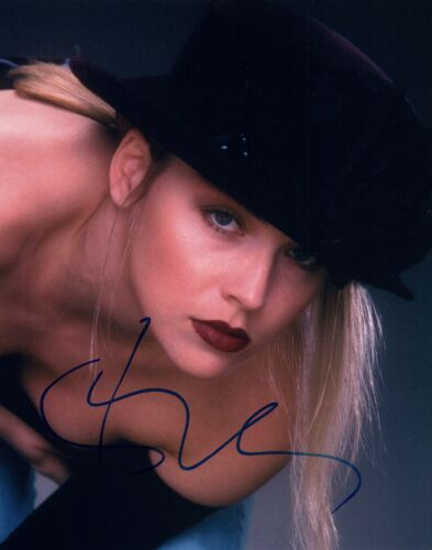 Sharon Stone Signed Autographed 8x10 Photo Basic Instinct Hot Sexy COA VD