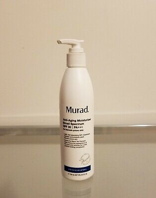 MURAD Acne Anti-Aging Moisturizer SPF 30 PA+++ for Blemish Prone Skin 8.0oz (Spf Face Cream For Acne Prone Skin)