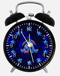 Winnie The Pooh Eeyore Alarm Desk Clock 3.75 Home or Office Decor W375