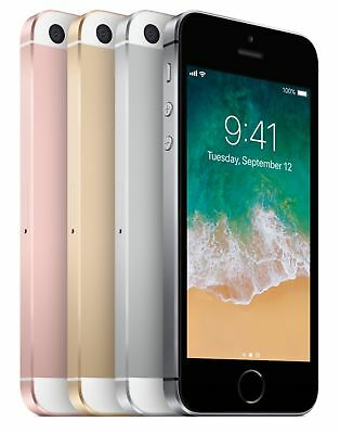 Apple iPhone SE T-Mobile No-Contract - A Grade (all Sizes/Colors)