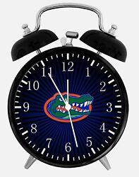 Gators Alarm Desk Clock 3.75 Home or Office Decor Z33 Nice For Gift