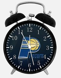 Indiana Pacers Alarm Desk Clock 3.75 Home Office Decor W281 Nice For Gift