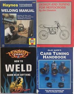 Welding & Tuning How to Books - all for: