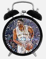 Anthony Davis Alarm Desk Clock 3.75 Home or Office Decor E432 Nice For Gift