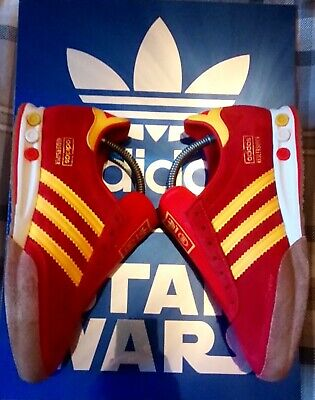 Fully restored adidas trainers KEGLER SUPER size 6