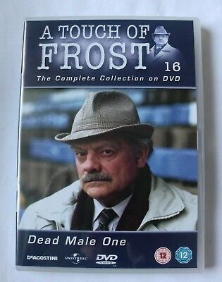 A TOUCH OF FROST DVD - DEAD MALE (A Touch Of Frost Dead Male One)