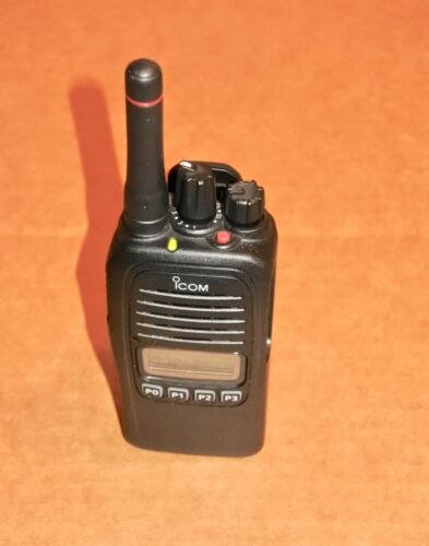 Icom IC-F2000S Handheld Two Way Radio only