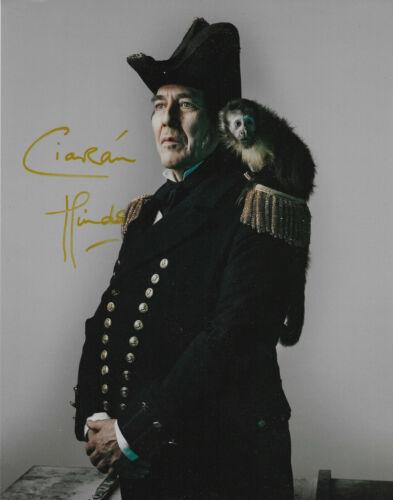 "Ciaran Hinds ""The Terror"" Autogramm signed 20x25 cm Bild"