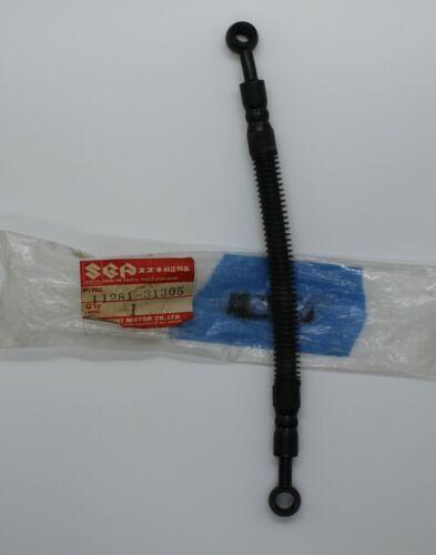 NOS Suzuki Crankc Hose Oil 1983 GS750ES 1985 GS700ES 11281-31305 New BIN0