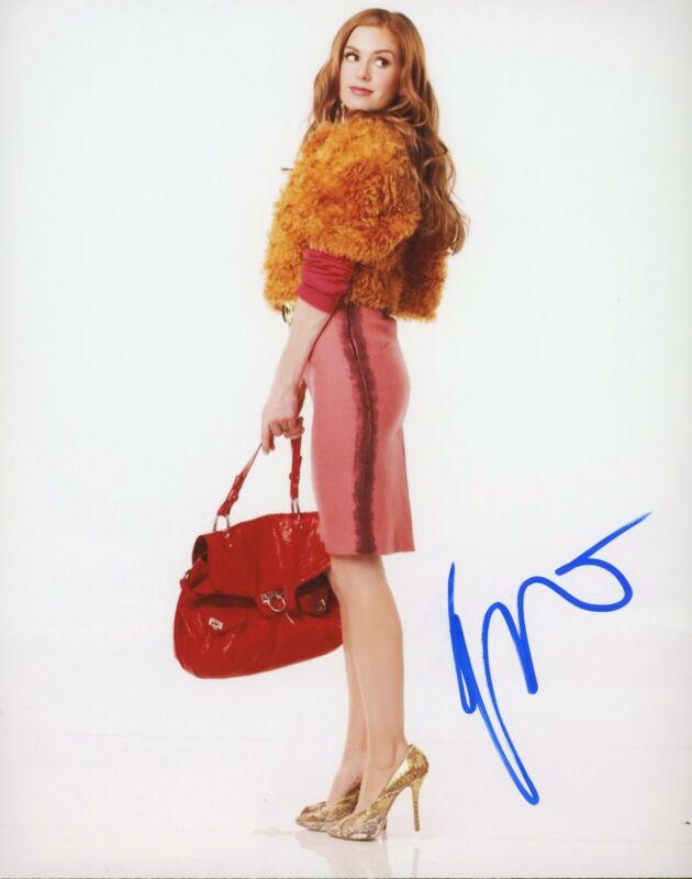 "Isla Fisher ""Confessions of a Shopaholic"" AUTOGRAPH Signed 8x10 Photo B"