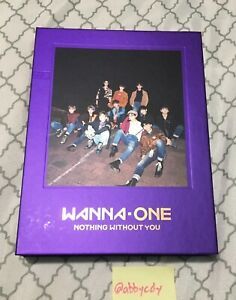 Wanna One Nothing without you album (Wanna ver.)