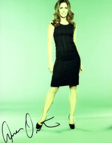 Anna Ortiz Signed Autographed 8x10 Photo Ugly Betty Devious Maids COA VD