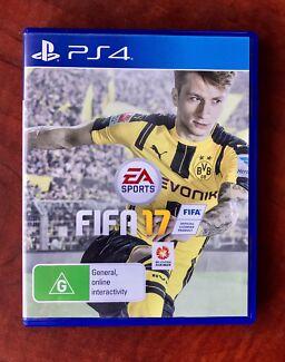 Ps4. FIFA 17. Excellent Condition $25 or Swap/Trade
