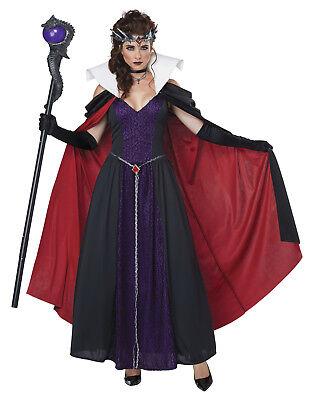 Evil Queen Storybook Fairytale Adult Women Costume