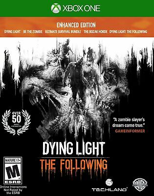 Dying Light: Following Enhanced Edition (Xbox One) segunda mano  Embacar hacia Mexico