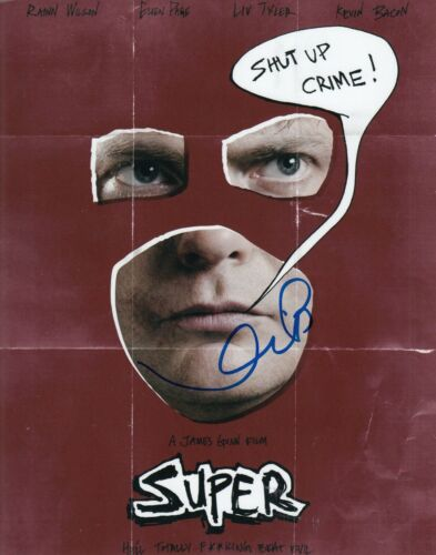 KEVIN BACON signed (SUPER) Movie poster 8X10 photo autographed *Jacques* W/COA