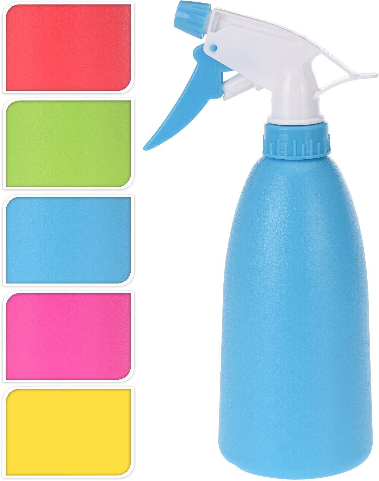 1 - 10 Pumpsprüher Pflanzensprüher Sprühflasche farbig Handsprüher 480ml leer
