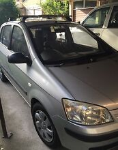 2003 Hyundai Getz Hatchback Dee Why Manly Area Preview