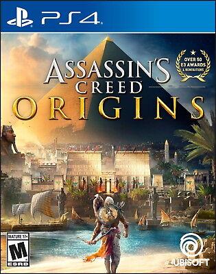 Assassin's Creed: Origins PS4 [Factory Refurbished]