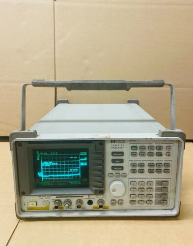 Agilent HP 8591C Cable TV Spectrum Analyzer
