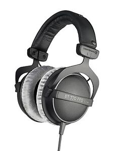 Beyerdynamic DT 770 Pro 80 Ohms Closed-Back Studio Headphones