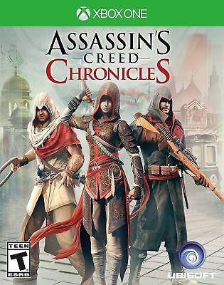 Assassin's Creed Chronicles - Xbox One Brand New segunda mano  Embacar hacia Mexico
