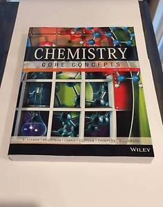 CHEMISTRY core concepts Frenchs Forest Warringah Area Preview