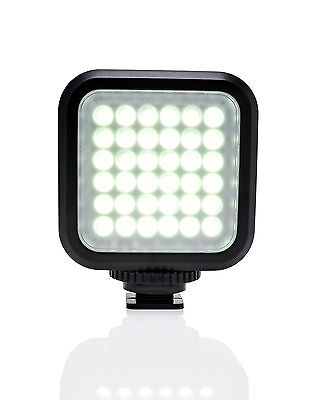 Opteka 36 LED Video Light for Canon, Nikon, Pentax Digital SLR + Video Cameras