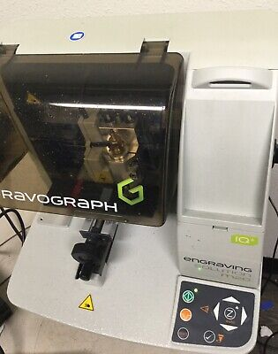Gravograph M20 Rotary Engraving Machine Free Shipping