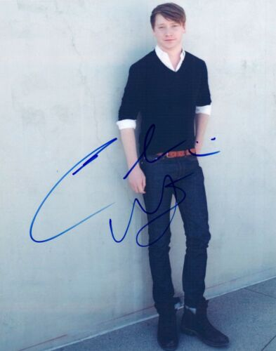 Calum Worthy Signed Autographed 8x10 Photo Austin & Ally The Act Actor COA