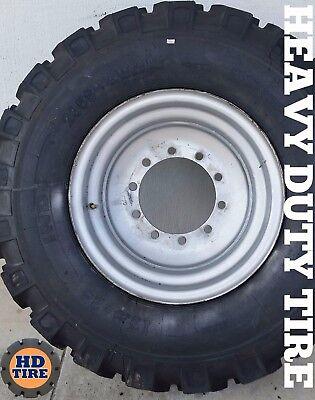 17.5-25 Jlg 12055 Skytrak 10054 On 10 Bolt Wheel 17.5x25 Tyre X 1