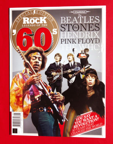 2019 Classic Rock SPECIAL BOOK Legends of The
