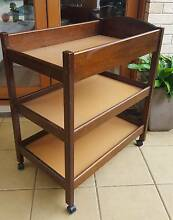 Boori cot, storage drawer & change table Henley Beach South Charles Sturt Area Preview
