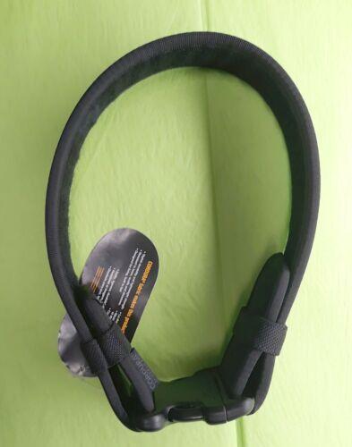 """Blackhawk 442XSBK Ergon Padded Duty Belt w/Loop Large 22"""" - 24"""" Black"""