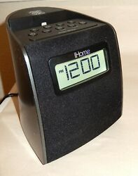 iHome iPL22 Stereo FM Clock Radio with Lightning Dock Charge/Play for iPhone 6 5