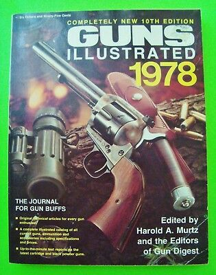 Guns Illustrated 2011: The Latest Guns, Specs & Prices (Guns Illustrated: The Journal of Gun Buffs)
