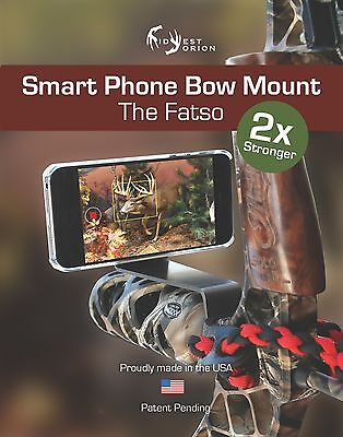 Smartphone | Phone | Camera | Bow Mount | Iphone | samsung | gopro | android USA