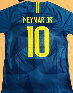World Cup Soccer Jerseys - Brazil Neymar, Argentina Messi & More