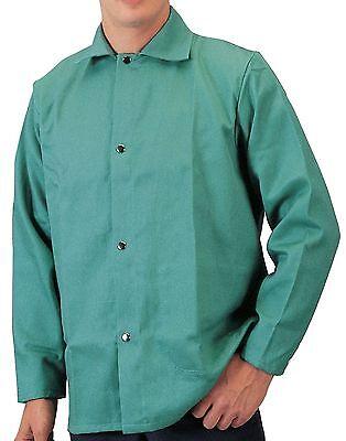 Tillman 6230 Medium Welding Jacket Flame Retardant Lightweight Cotton